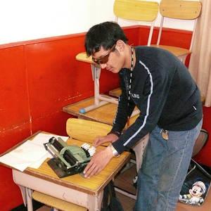 Braille-ohne-Grenzen-Tibet-training