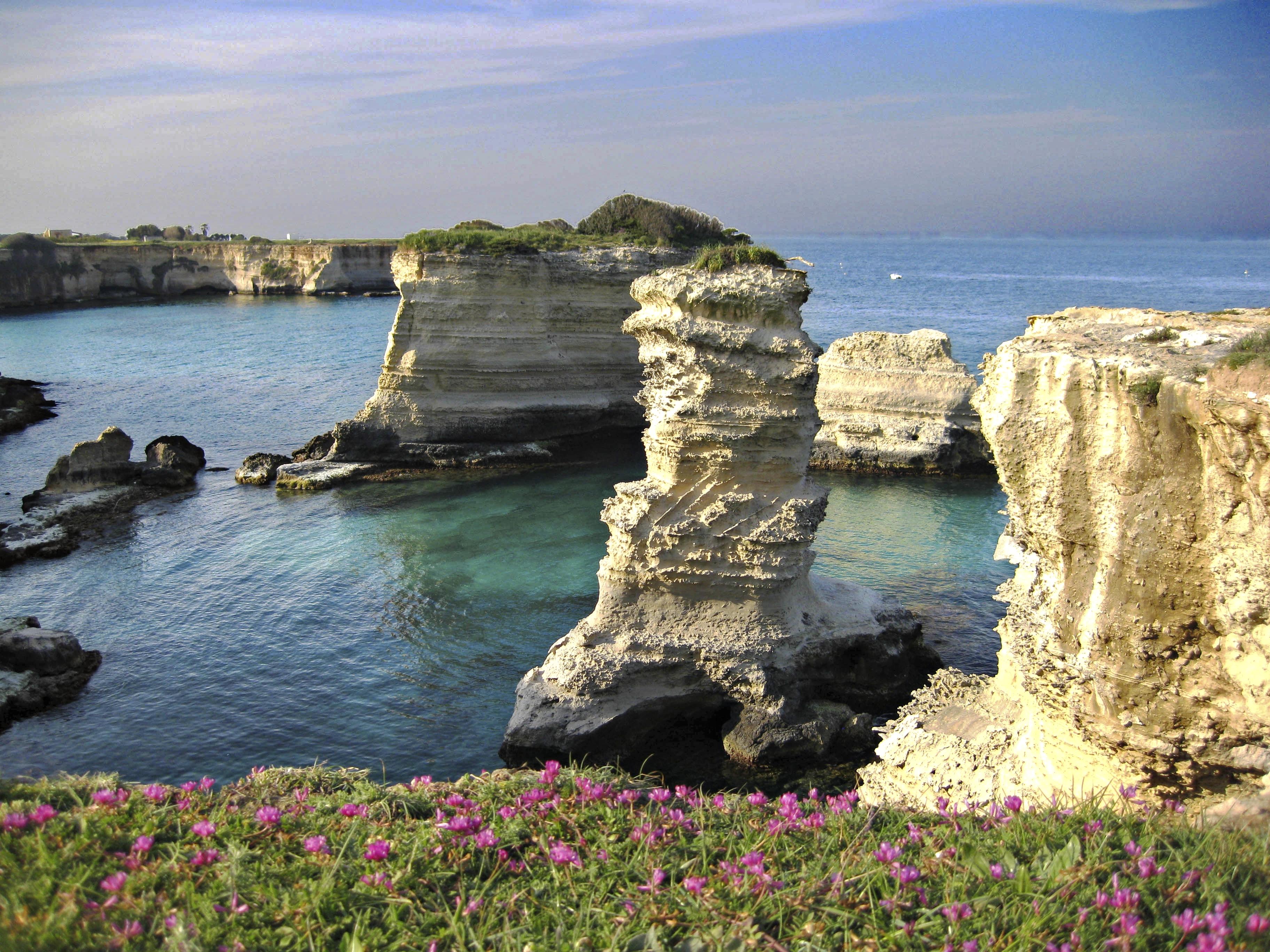 Küste bei Otranto