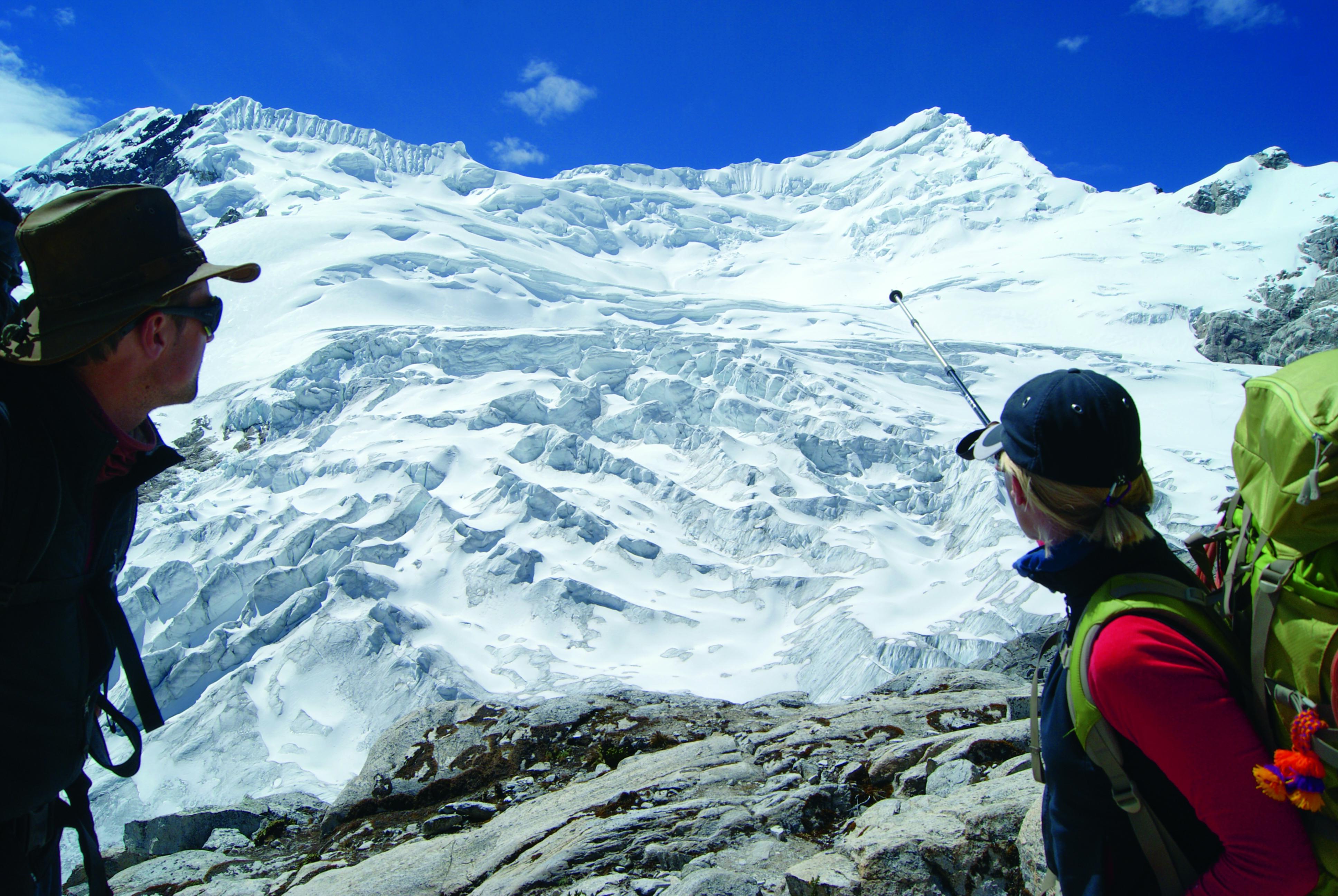 Cordillera Blanca - Bergsteigen - Yanapaccha