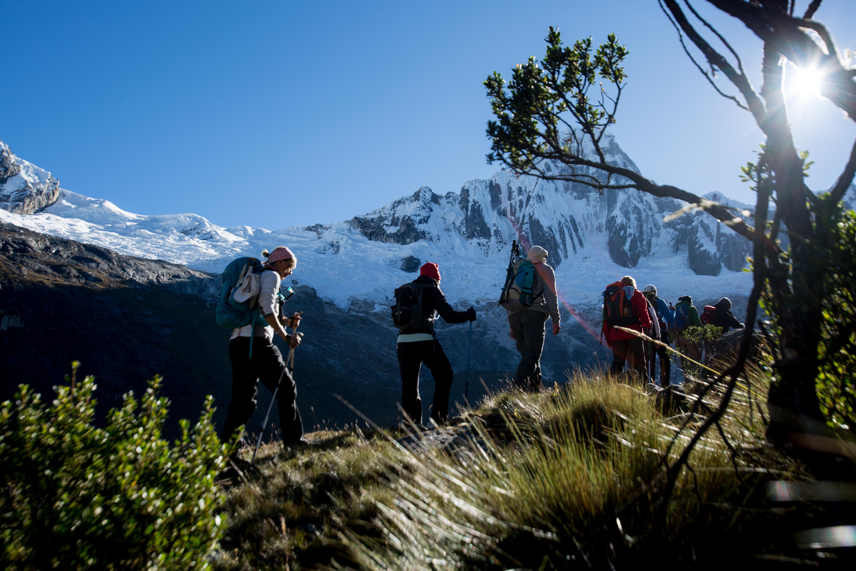 Peru Trekkinggruppe