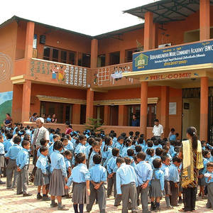 Kinderhaus-Kathmandu-Detail