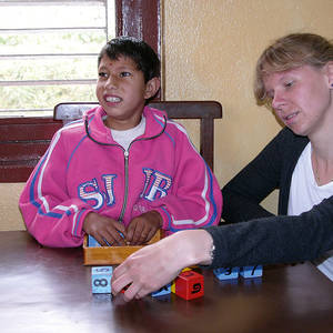 Kinderhaus-Kathmandu-Nepal-Zahlen-lernen