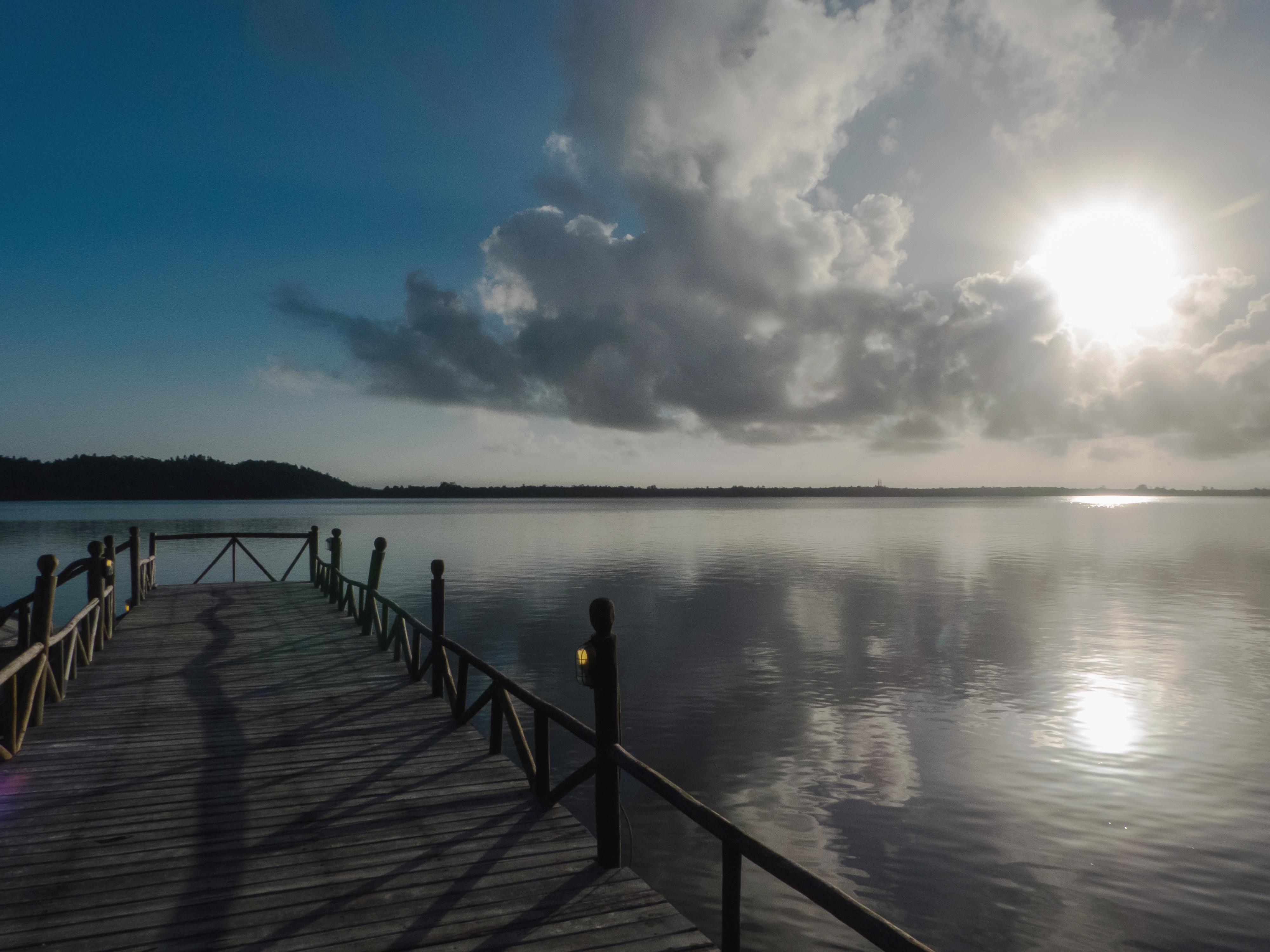 Madagaskar-Seeblick