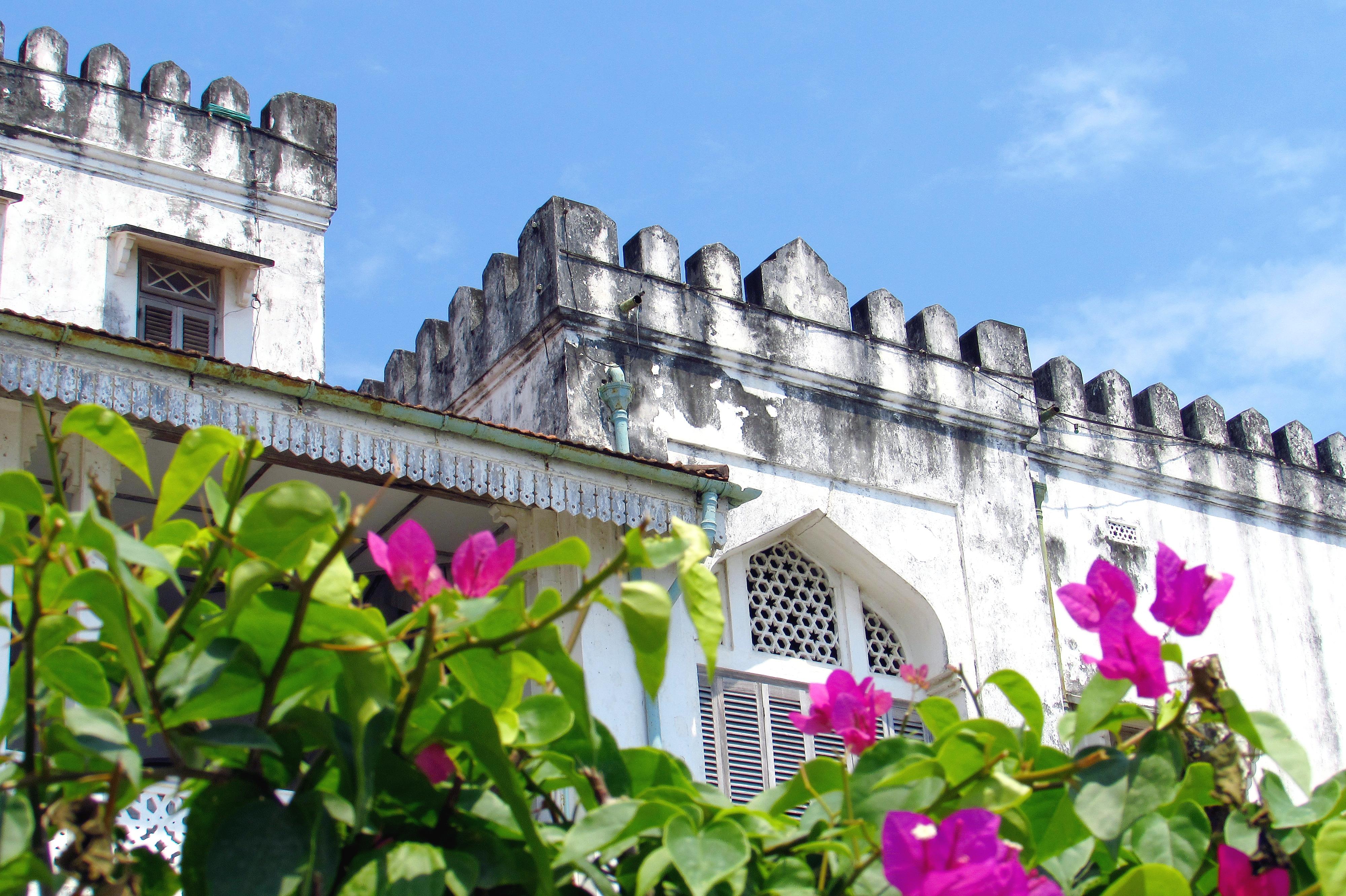 Sultanpalast in Stonetown