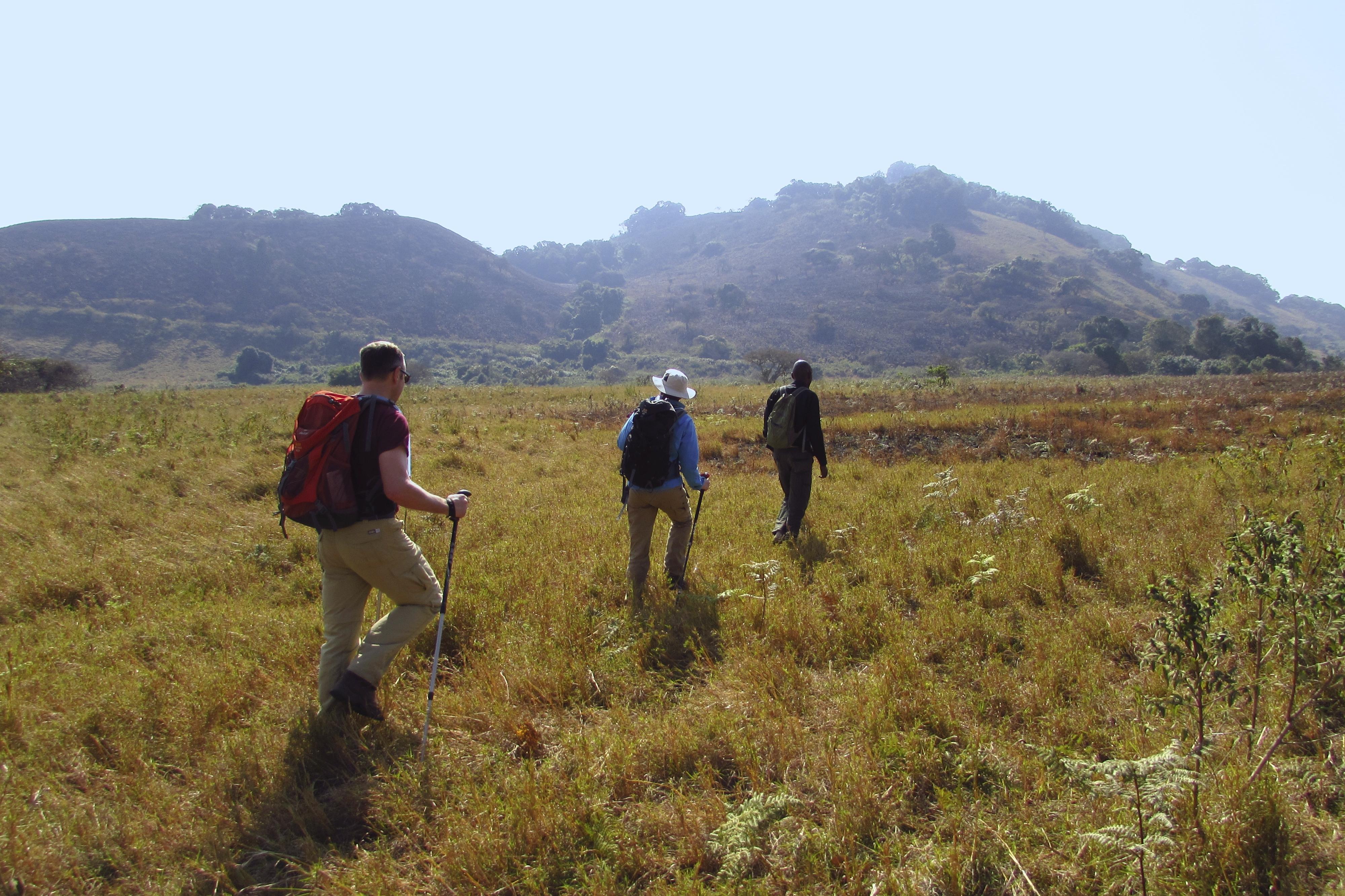 Weiter geht es Chyulu Hills