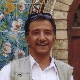 Yadollah Shahriari Reiseleiter Porträt