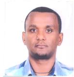 Teketayi Abebe Mekuria Reiseleiter Porträt
