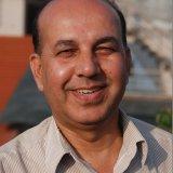 Bhola Pathak Reiseleiter Porträt