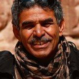 Mohammed Eid Al Bedowi Reiseleiter Porträt