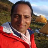 Mukunda Raj Pant Reiseleiter Porträt