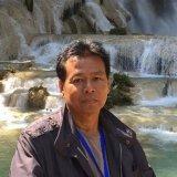 Boualy Thepkaysone Reiseleiter Porträt