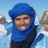 Abdeslam Ourbati Reiseleiter Porträt