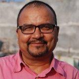 Udaya Sharma Reiseleiter Porträt
