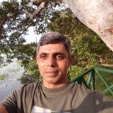 Ranjith Christopher Reiseleiter Porträt