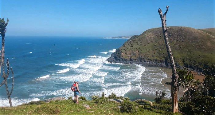 Wildcoast Wandern nachhaltig Reisen