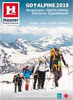 Go Alpine 2019 Hauser Exkursionen Reisekatalog