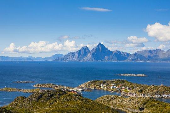 Schärenwelt Norwegen
