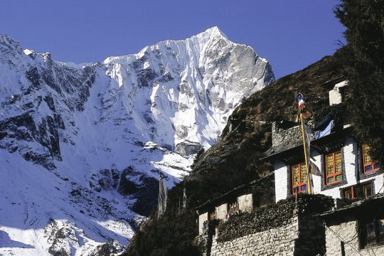 Khumbu, Kloster Thame