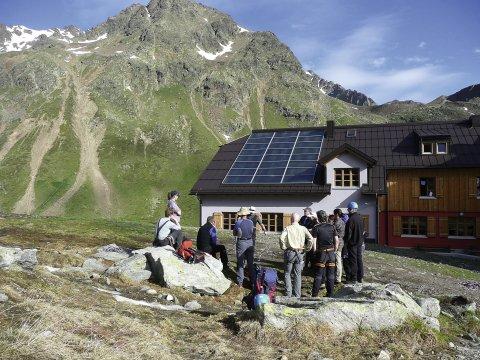 Taschachhaus Eiskurs 2