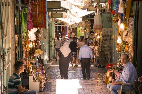 Israel jerusalem Altstadt_2
