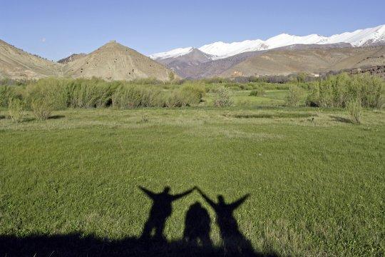 Ait Bouguemez - Trekking im Tal der Glückseligen_2