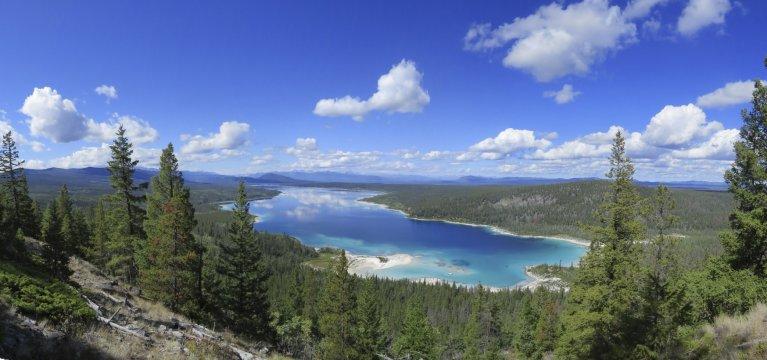 Kanada Eagle Lake