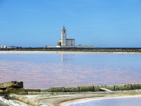 Kirche bei Cabo de Gata