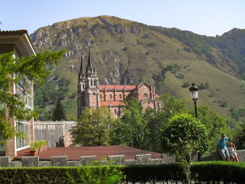 In Covadonga