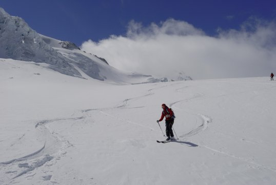Wildspitze Skitour 4