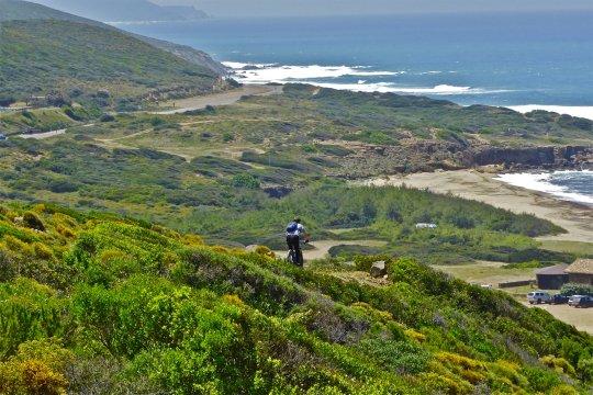 Mountainbiken auf Sardinien_2