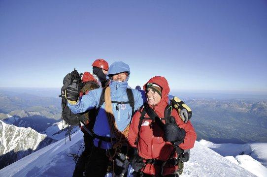 Gipfel_ Montblanc 7