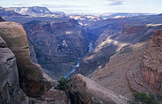 Grand Canyon Nordrand