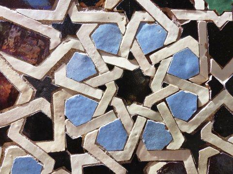 Mosaik - die Kunst Marokkos_2