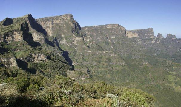 Semyen Tafelberge