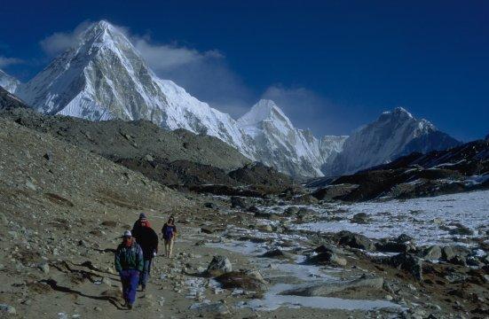 Aufstieg zum Kala Pattar