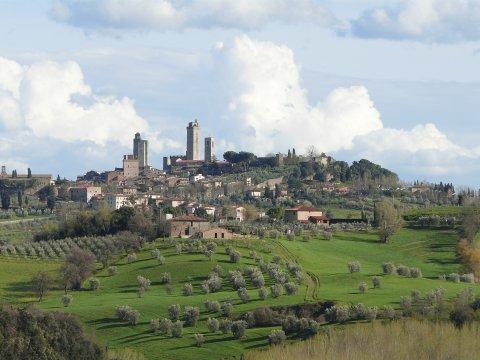 Toskana San Gimignano