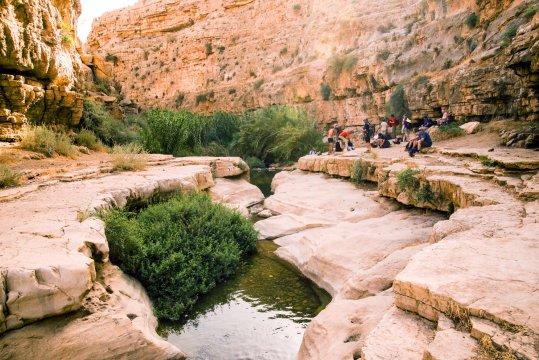 Israel Wadi Kelt_2