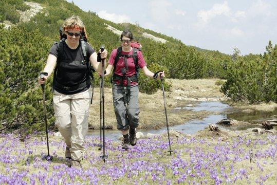 Trekking im Rila Gebirge