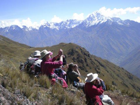 Ancascocha Trekking 2