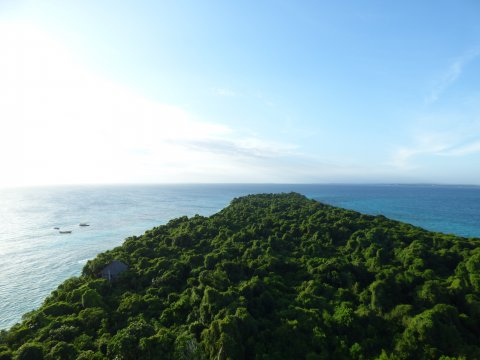 Tansania-Sansibar-Chumbe-Island