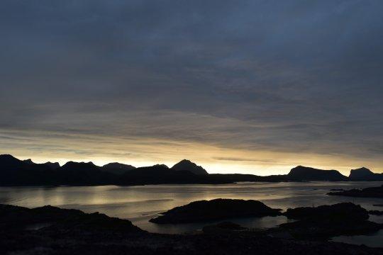 Lofoten_Sonnenuntergang