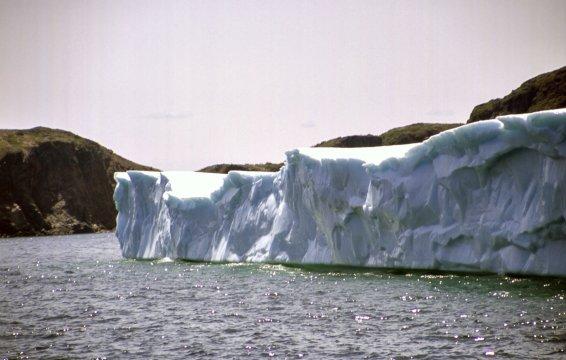 Kanada Neufundland Twillingate Eisberg