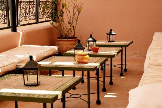 Terrasse Marokko 2
