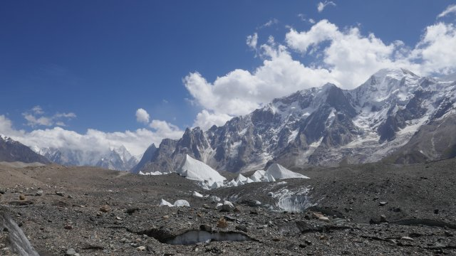 Pakistan - Baltoro-Gletscher