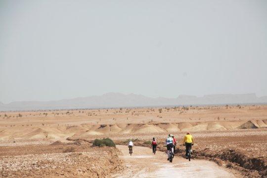 Mountainbiken im Iran_2