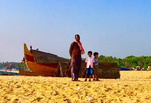 Küste von Kerala