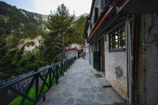 Berghütte Spylios Agapitos