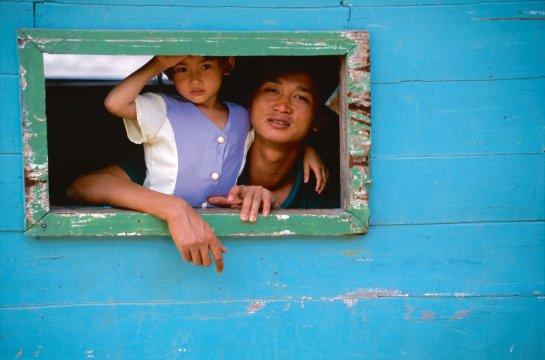 Begegnungen in Luang Prabang