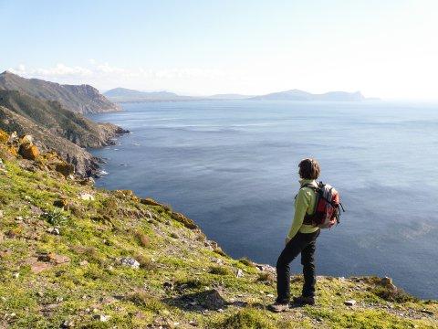 Küstenpfade bei Argentiera
