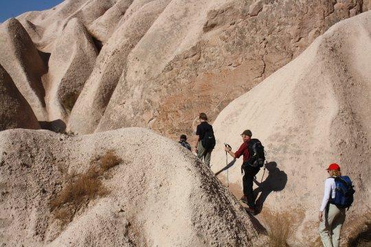 Wandern Kappadokien